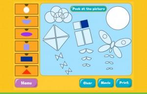 2D shapes 2