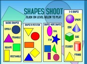 2D shpaes 3