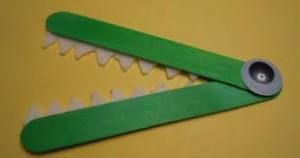 alligator less than more than