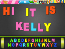 magnetic letters app2