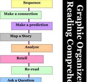 reading comprehension graphic organiser