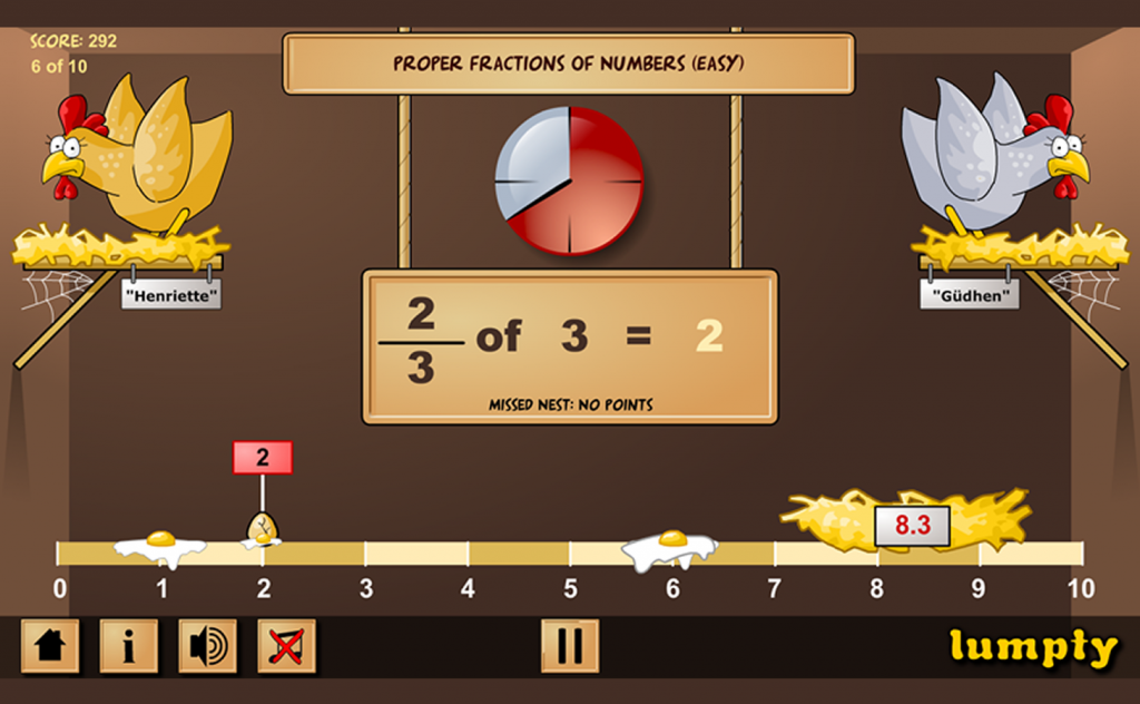 chicken coop fractions 2
