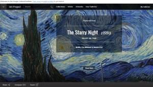 google art gallery