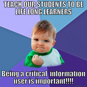 critical infomation user
